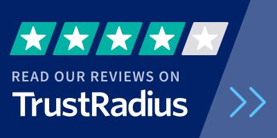 TrustRadius Ratings Badge
